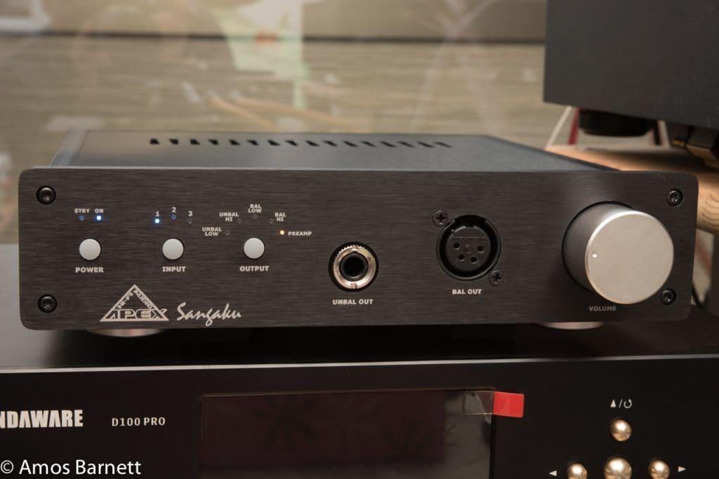 APEX Audio Sangaku