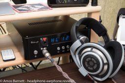 Audio-gd NFB-1AMP Sennheiser HD800