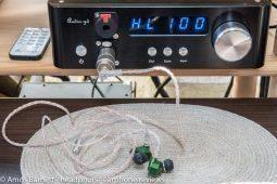 Audio-gd NFB-1AMP Campfire Audio Andromedas