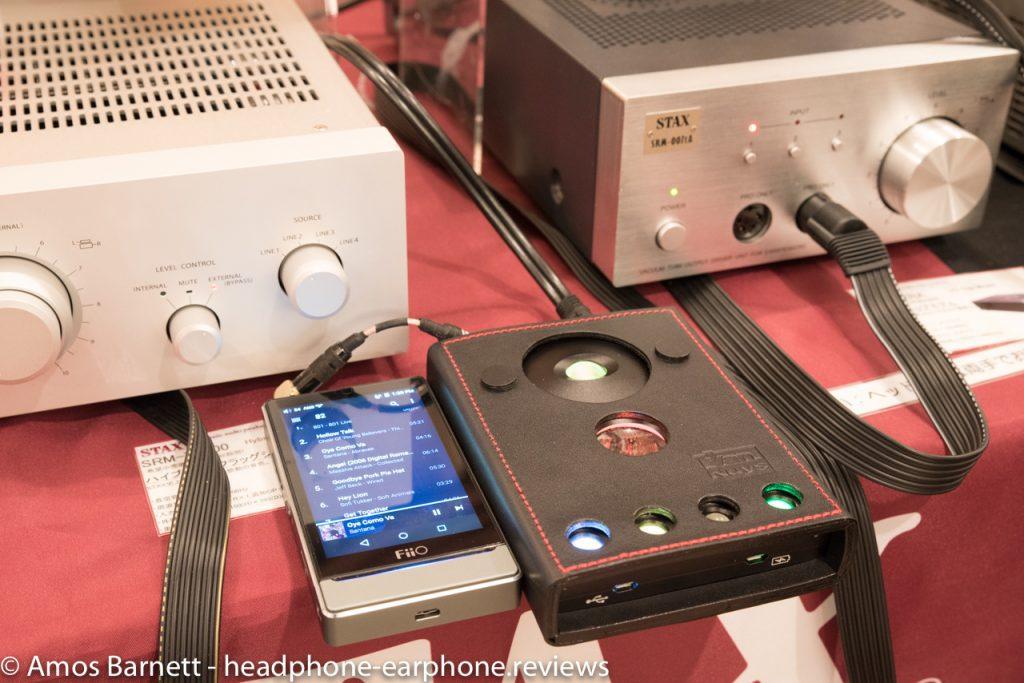 Chord Hugo 2 Stax T8000