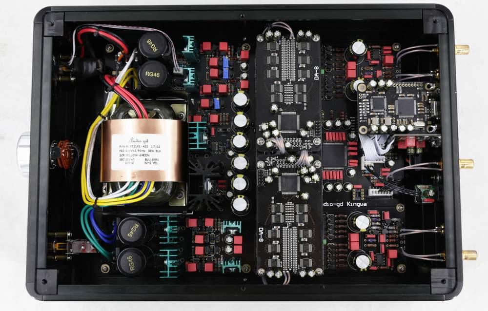 Audio-gd announces the R2R 2 DAC - Currawong's Headphone