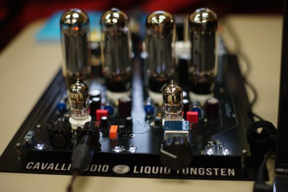 Cavalli Audio Liquid Tungsten by Kyle Dionela