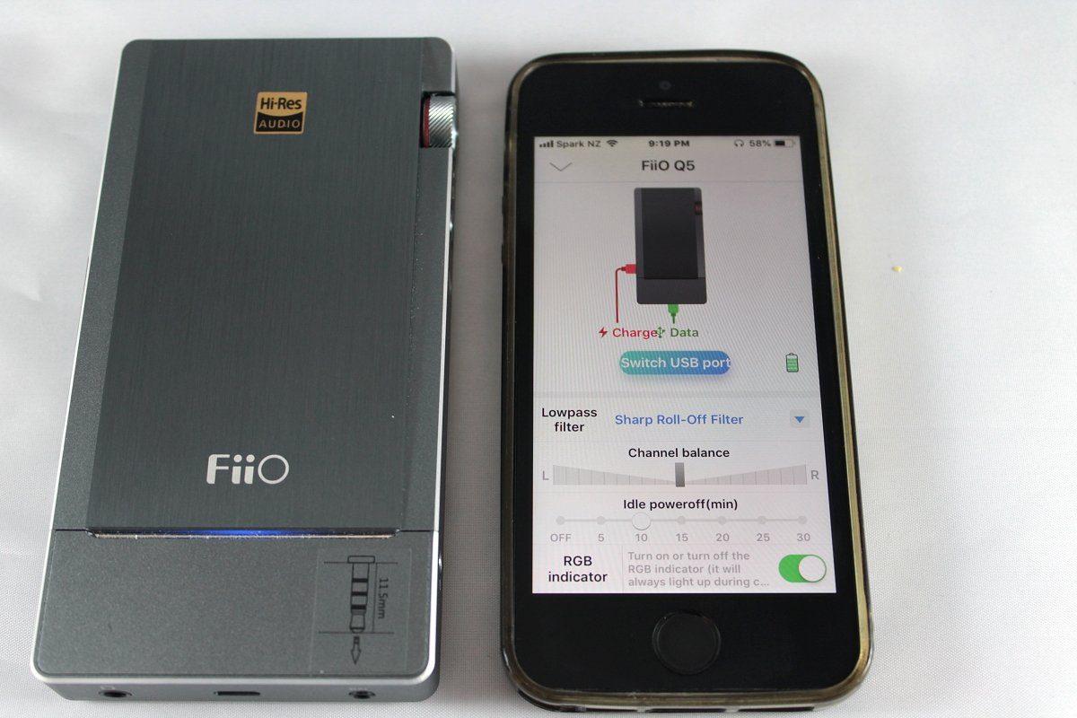FiiO Q5 - Flagship Blue-tooth DAC/amp - a Game Changer