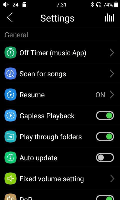 FiiO M7 Digital Audio Player Review - Currawong's Headphone