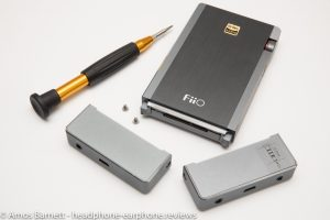 FiiO Q5 with modules