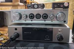 iFi Pro iCan and Soundaware P1