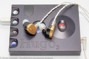 Campfire Audio Solaris with Chord Hugo 2