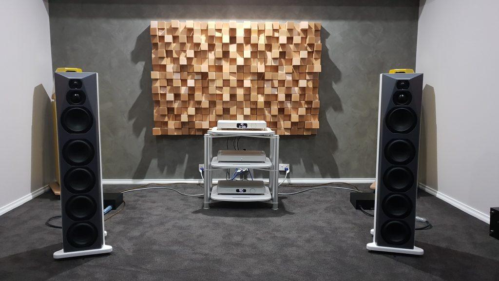 SGR CX4F speaker