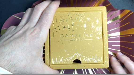 Campfire Audio IO Unboxing