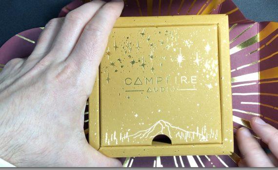 Campfire Audio IO Unboxing