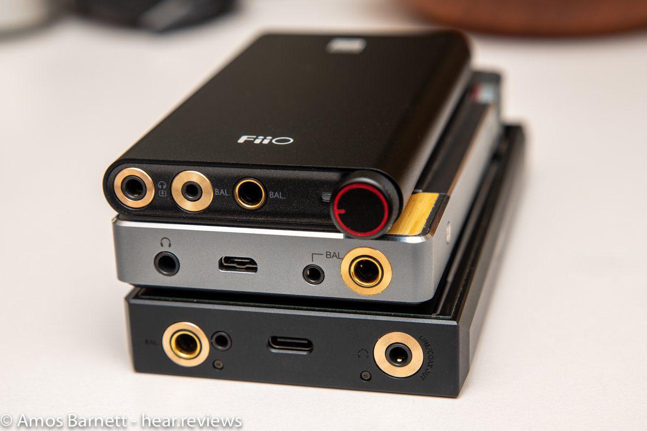 FiiO Q3 Q5S M11 Pro